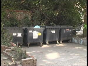 Die Abfalleimer 2013 - von Müllbergen keine Spur © BPD