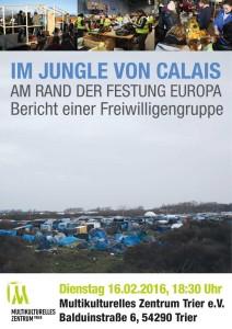 Im Jungle von Calais