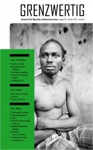 Grenzwertig Ausgabe 5 Titelblatt